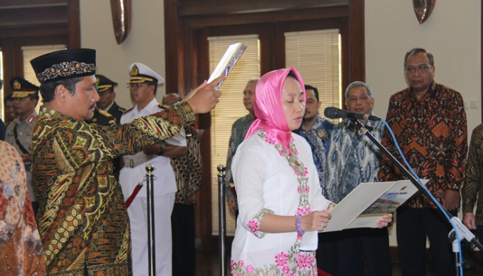 Prof. Ir. Dwikorita Karnawati, Photo courtesy of UGM News