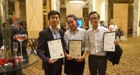 UGM Student Wins Another International Award