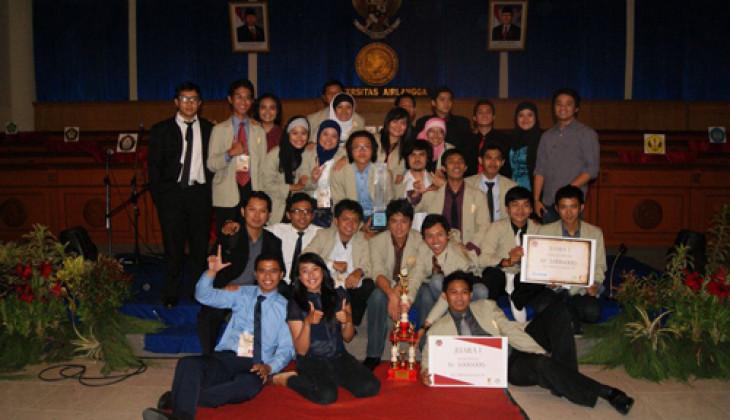 FH UGM Juara 1 Kompetisi Peradilan Semu Niaga Nasional