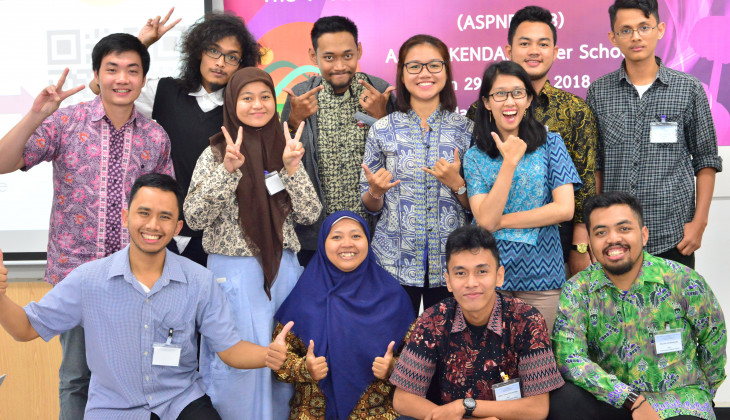 Mahasiswa UGM Mengikuti 4th ASEAN School on Plasma and Nuclear Fusion di Thailand