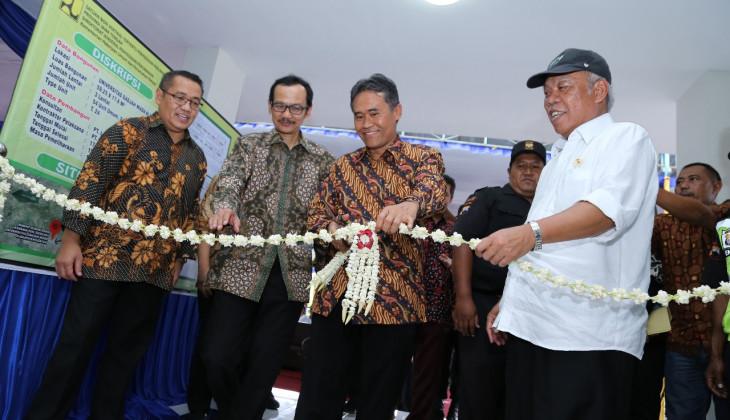 Menteri PUPR Resmikan Rusunawa UGM di Klaten