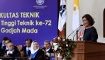 Orasi Menteri Kelautan dan Penghargaan HJA Mengisi Peringatan Hari Pendidikan Tinggi Teknik ke-72