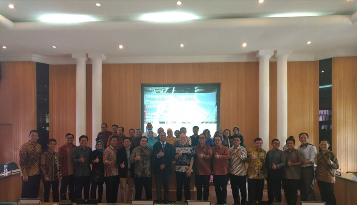 UGM Tuan Rumah International Learning Experience Workshop 2018