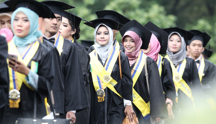 UGM Graduates Asked to Keep Making Innovation