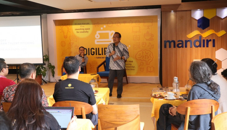Mensesneg Meresmikan Kick-off Program Talent Pitching C-Hub