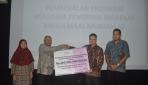 25 Mahasiswa Sekolah Vokasi UGM Terima Beasiswa Baitulmaal Muamalat