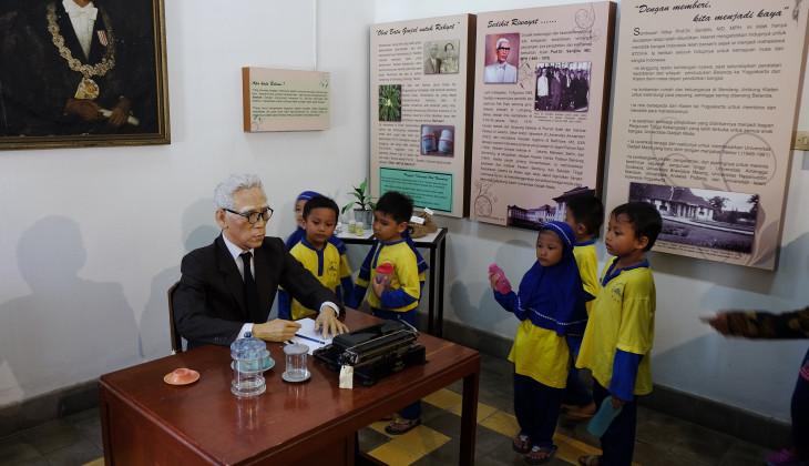 Museum UGM dan Gelar Pahlawan Untuk Prof. Sardjito