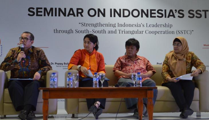 Indonesia Aktif Beri Bantuan untuk Negara Berkembang