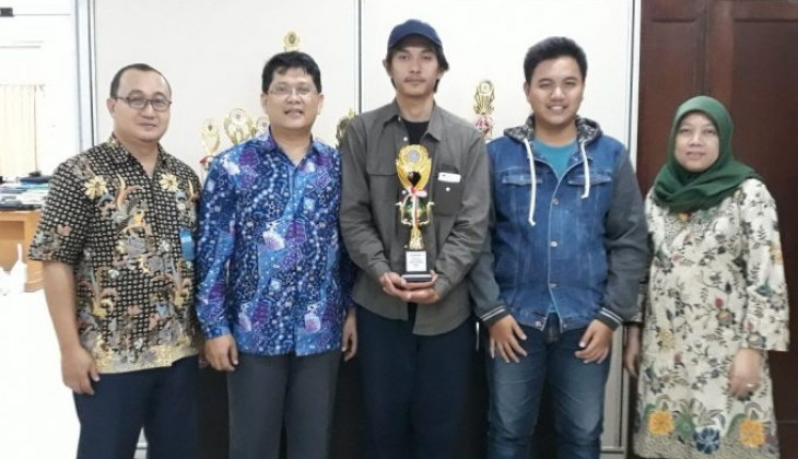Mahasiswa Biologi UGM Juara Kompetisi Biologi Nasional
