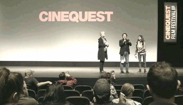 Film Tengkorak dari UGM Rebut Hati Penonton di World Premier Cinequest
