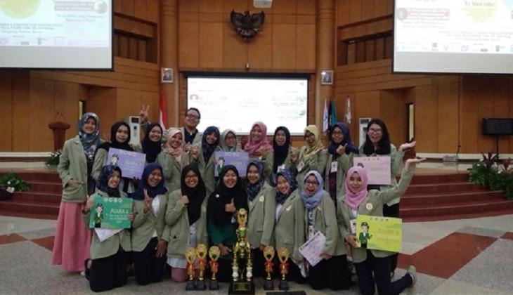 UGM Juara Umum SCIFI NEUTRON 2018