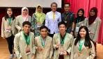 Mahasiswa FKKMK UGM Juara 1 Kompetisi Internasional SIMPIC 2018