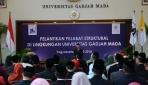 Wakil Rektor UGM Bambang Kironoto Lantik 120 Pejabat Baru