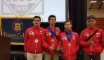 Kisah Mahasiswa UGM Juara Kontes Robot Internasional di Amerika Serikat