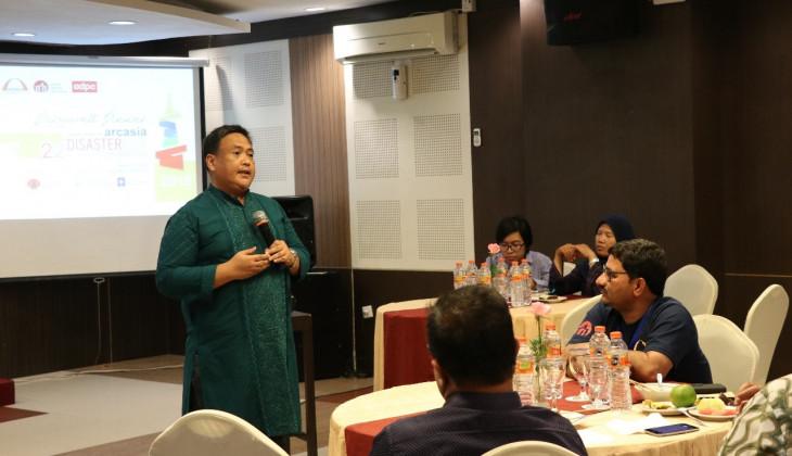 Pelatihan Risiko dan Manajemen Bencana Bagi Arsitek Tingkat Asia