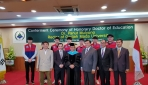Presiden Universitas Hanseo Memuji Kegiatan Pengabdian UGM