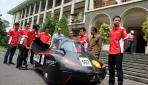 Mobil SEMAR UGM Siap Berlaga Dalam Kompetisi Otomotif Dunia di London