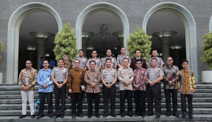 STIK-PTIK Jalin Kerjasa Dengan 7 PT