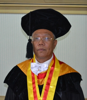 Teliti Etnis Dayak, Wakil Bupati Kubu Raya Kalbar Raih Doktor