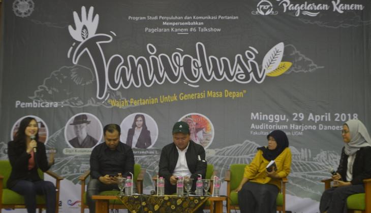 Generasi Muda Harus Peduli Pertanian