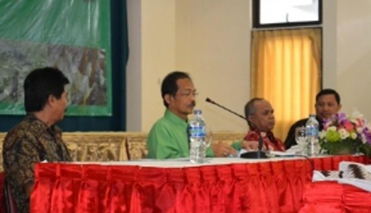 Workshop Kebijakan Pengembangan Daerah Tertinggal