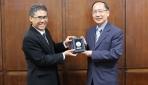 Rektor UGM Kunjungi 6 PT di Taiwan