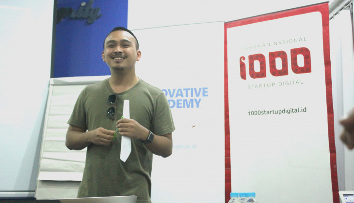 CEO Legal Clinic Bekali Mahasiswa Calon Startup