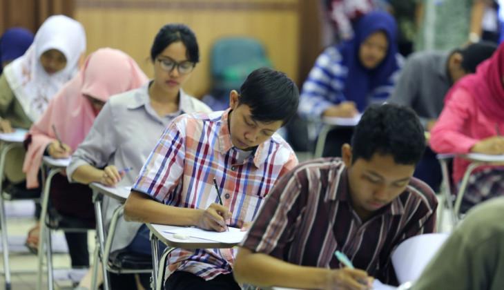 Jumlah Peserta SBMPTN di Yogyakarta Meningkat
