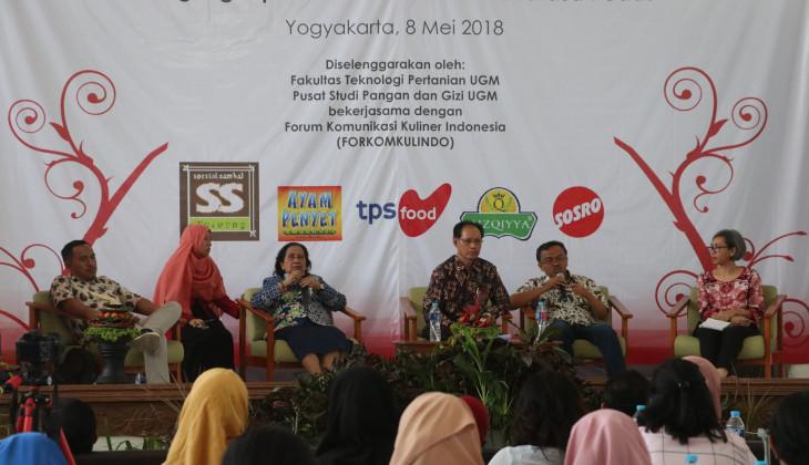 Peneliti UGM Kumpulkan Ragam Sambal dari Seluruh Indonesia