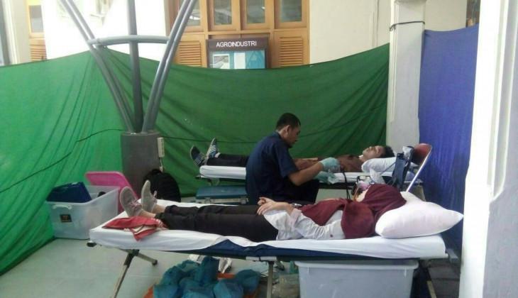 UKESMA UGM Gelar Aksi Donor Darah