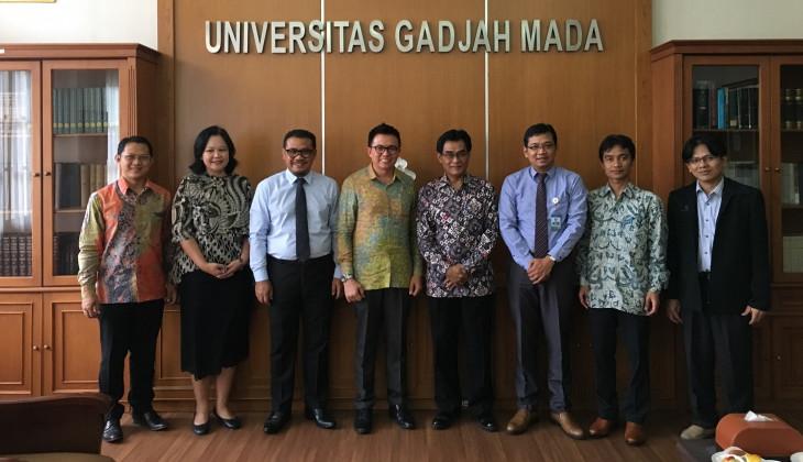 UGM Perkuat Kerja Sama dengan Malaysia