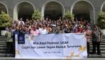 Civitas Akademika UGM Bersatu Lawan Terorisme