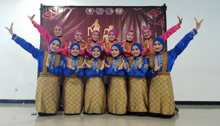 SAKA UGM Raih Juara di Lomba Tari Nusantara 6th PADATARA 2018
