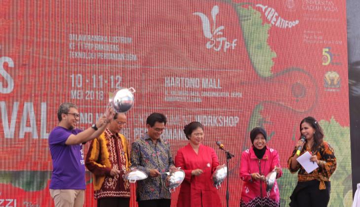 FTP UGM Selenggarakan Jogja Pedas Festival