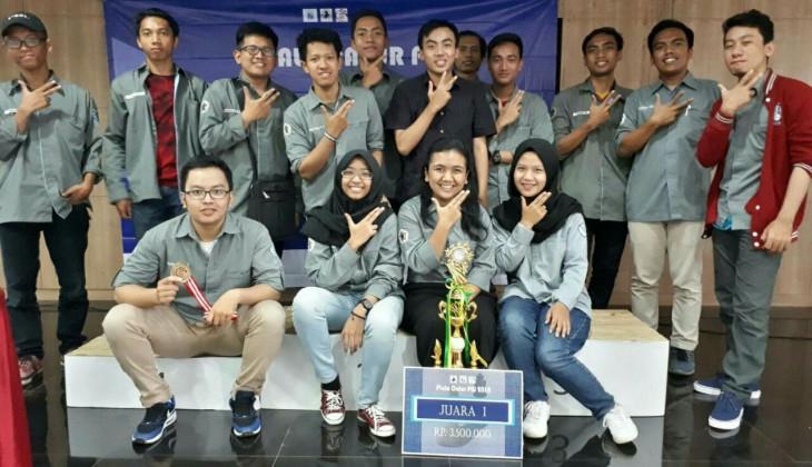 Catur UGM Raih Juara 1 Turnamen Nasional PNJ