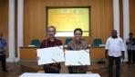 UGM Jalin Kerja Sama dengan STTA, Pemkot Pangkal Pinang, Pemkab Sorong Selatan dan Buton Tengah