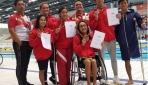 Laura Sabet 4 Medali World Para Swiming Championship di Berlin