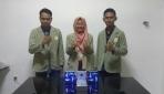 Mahasiswa UGM Rancang Mesin Penghasil Air Bersih dari Udara