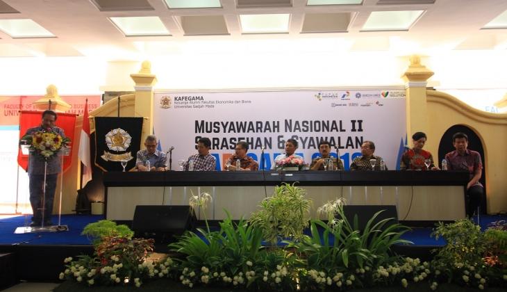 Musyawarah Nasional Kedua KAFEGAMA