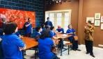 Staf Kemenlu Ri Kunjungi Innovative Academy Hub UGM