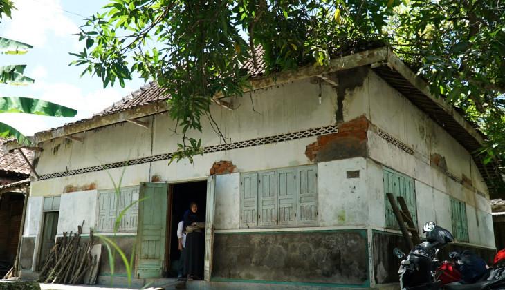 Rumah Sakit Darurat Bekas Perjuangan Rakyat Klaten Terancam Roboh