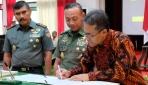 UGM Tingkatkan Kerja Sama dengan TNI AD dan Akmil