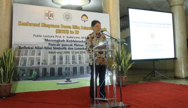 Konferensi HIDESI Ke-28 : Dialektika Wacana Ke-bhinneka-an