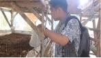 Mahasiswa UGM Berdayakan Peternak Lewat Rumah Cacing