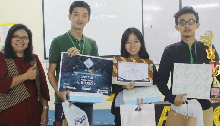 FEB UGM Juara Umum The 3rd Management Euphoria 2018: Marketing Competition IPB