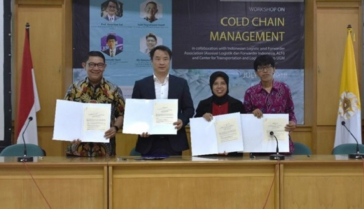 FTP UGM Gelar Workshop Cold Chain Management