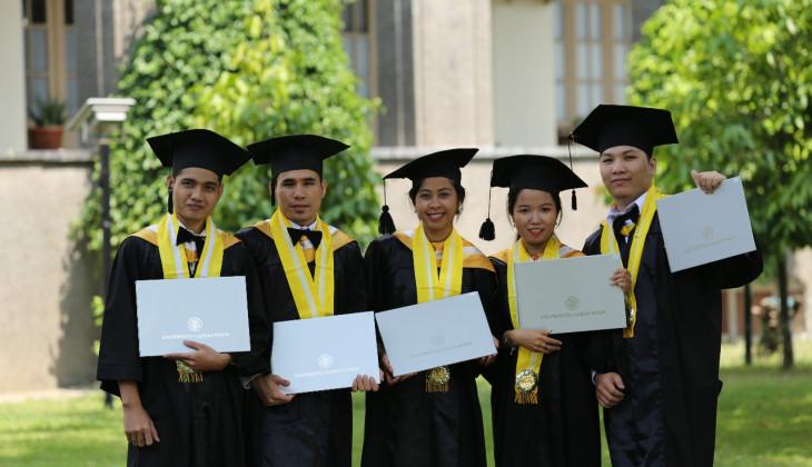 13 Mahasiswa ASEAN Raih Gelar Master di Fakultas Teknik UGM