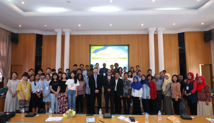 Sebanyak 32 Mahasiswa Internasional Mengikuti DREaM 2018
