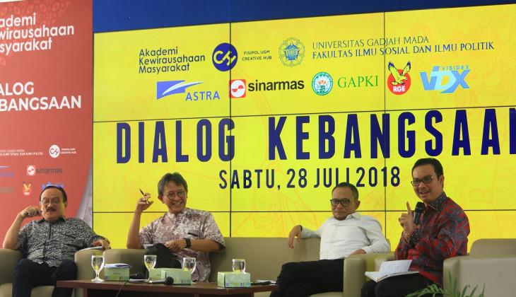 Sociopreneur sebagai Cikal Bakal Kebangkitan Perekonomian Indonesia