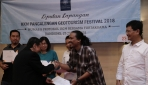 Lima Media Massa Raih Renghargaan Anugerah Fortakgama